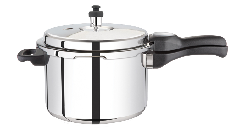 Exceptionnel Premier Comfort Stainless Steel Outer Lid Pressure Cooker 2, 3, 5, 7.5, 10  Litres PPL, PPS